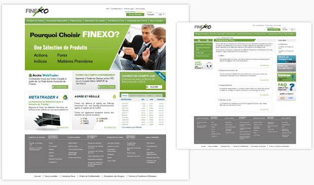 Finexo forex trading