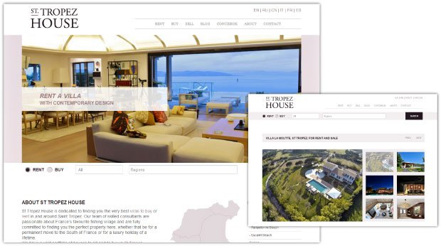 St Tropez House Is A Real Estate Home Finder In Saint Specialising Luxury Als And Prestigious Boasts More Than